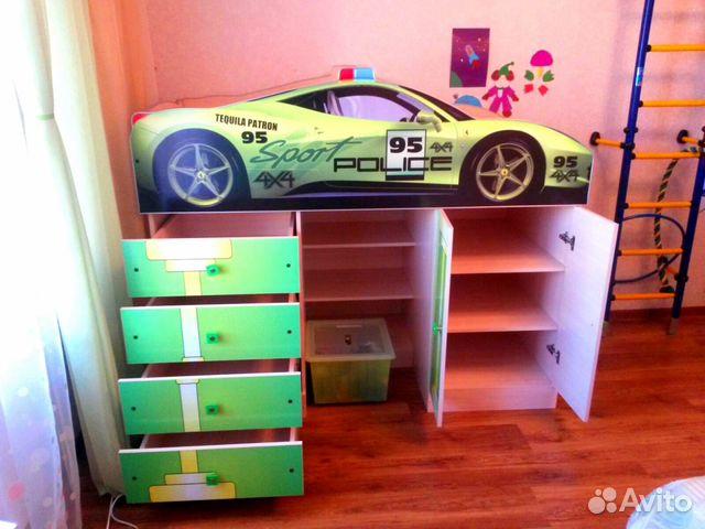 Детские кровати  авито