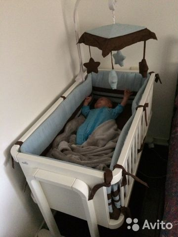 geuther aladin avito. Black Bedroom Furniture Sets. Home Design Ideas