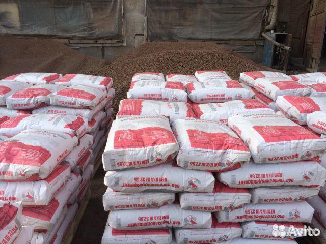 Кирпич, песок, цемент купить Ижевск как поднять строительные материалы на этаж лебедка