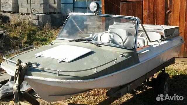 купить лодку катер иркутск