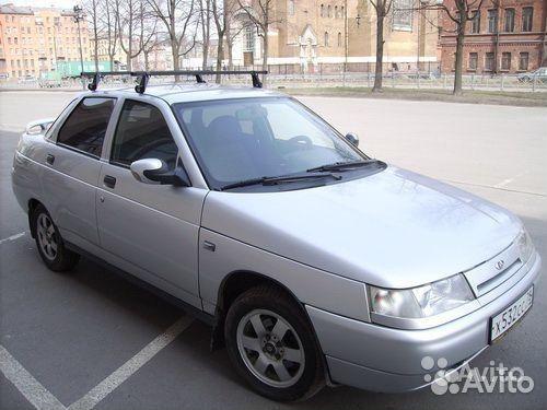 Фото №5 - багажник на ВАЗ 2110 на крышу
