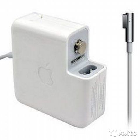 Зарядка Apple Macbook MagSafe 45W 60W 85W— фотография №1