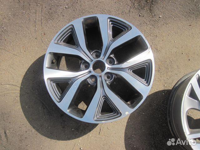 диски литые r17 на киа спортейдж 3 фото