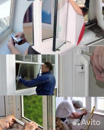 Установка пластиковых окон / остекление балконов / услуги кр.