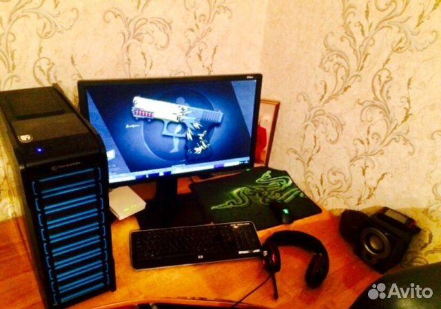 Игровой системник для развлечений в онлайне  купить 1