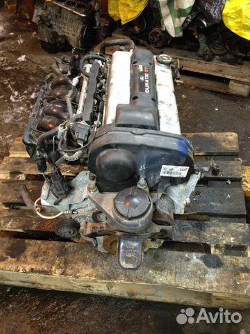 Двигатель Ford Focus Duratec ST alda 2.0 2004г  89818075104 купить 5