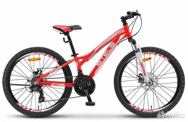 a9925a9ebec3 Велосипед Stels Navigator 460 MD 24 (2018) купить в Москве на Avito ...