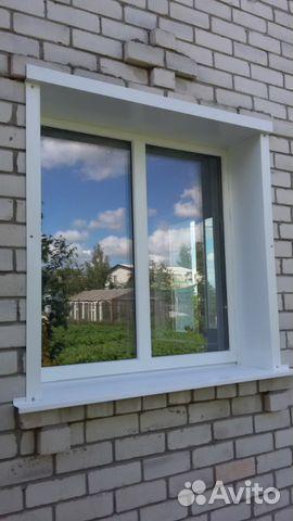 Услуги - окна, двери, балконы пвх в брянской области предлож.