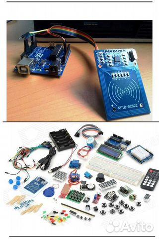 Rfid RC522 nfc наборы модулей к Arduino UNO nano