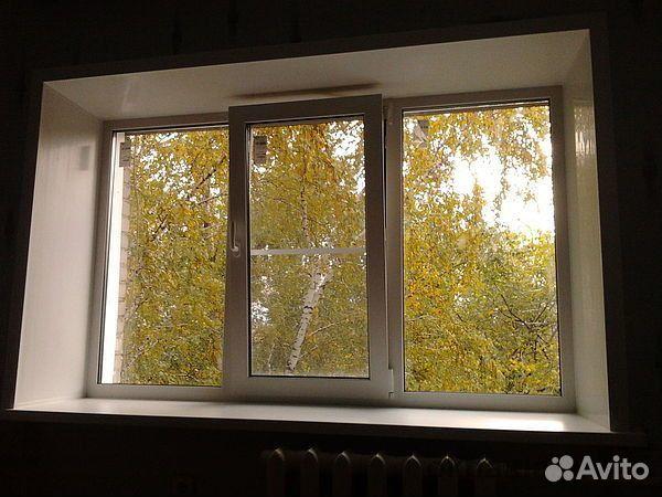 Окно пвх в зал nоvoline купить в саратовской области на avit.