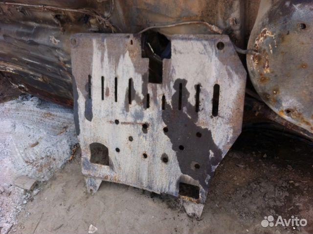 221Защита двигателя лансер 9