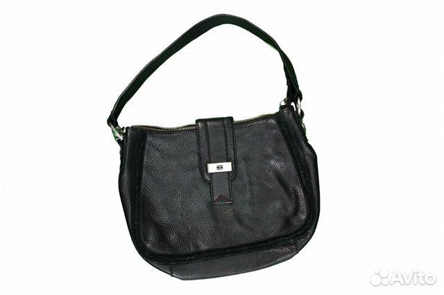 2b883da5fd69 Кожаная сумка Tommy Hilfiger 17899 купить в Санкт-Петербурге на ...
