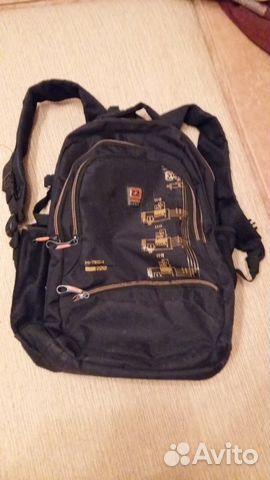 Рюкзак подростковый, б/у