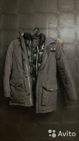 9023bb7c Оригинальная зимняя куртка Tommy Hilfiger | Festima.Ru - Мониторинг ...