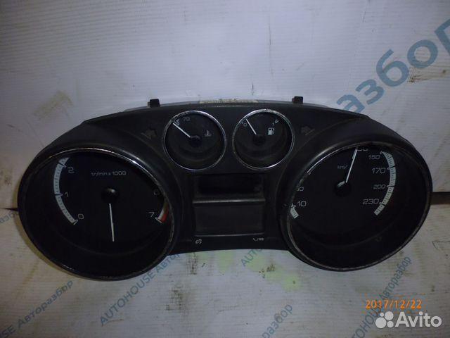 89657347629 Приборная панель Peugeot 308