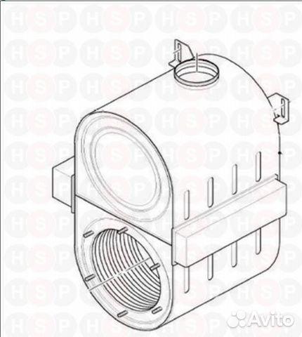 Ecotec plus vu теплообменник Паяный теплообменник Alfa Laval CB30-100M Азов