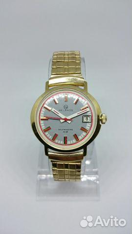 89525003388 Мужские наручные часы Helbros Швейцария