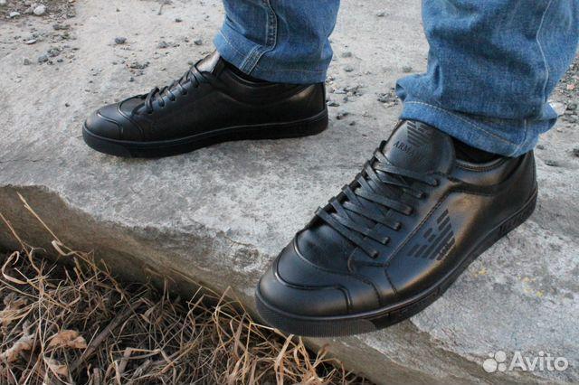 Мужские ботинки Armani размеры 39-44, доставка   Festima.Ru ... f7e362d4767