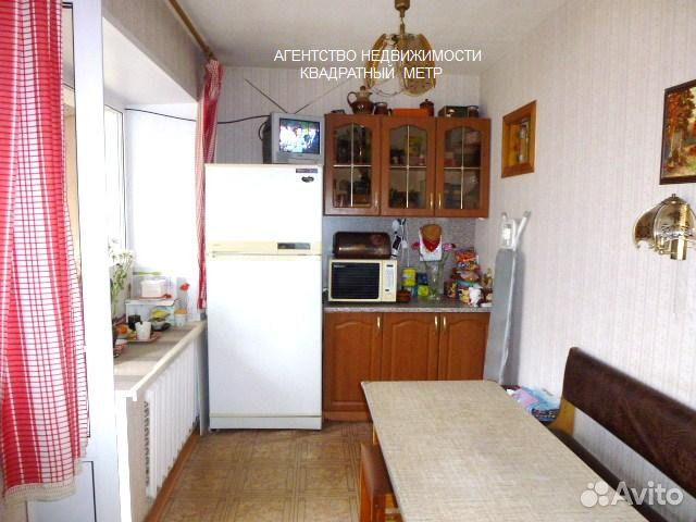Продается трехкомнатная квартира за 2 750 000 рублей. Юбилейная улица, 25.