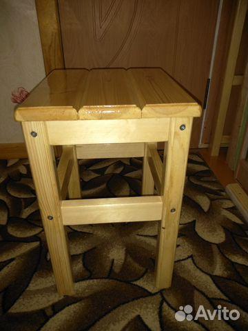 Стулья из дерева 89120138954 купить 2
