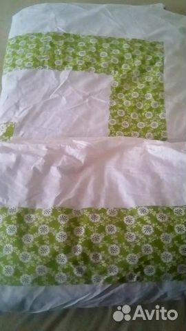 Децкое одеяло из натурального барана