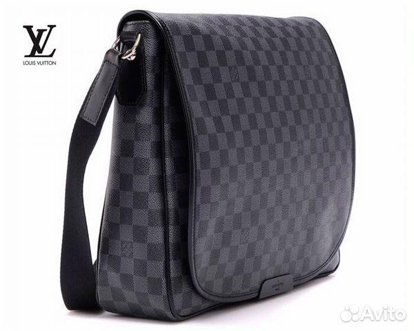 265b78df92ed Мужская сумка Louis Vuitton портфель   Festima.Ru - Мониторинг ...