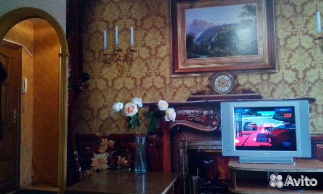 Продается однокомнатная квартира за 2 900 000 рублей. Московская область, Чехов, Молодёжная улица, 17.