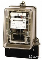 Счетчик электроэнергии трехфазный са4У-510