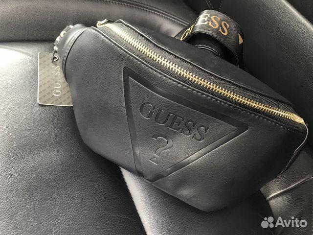 232d2d52dcc4 Поясная сумка Guess купить в Москве на Avito — Объявления на сайте Авито