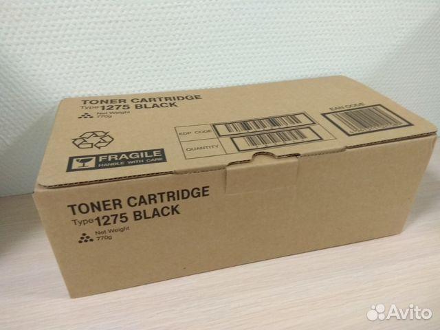 Тонер-картридж Ricoh 1275D для Aficio FX16/Fax 113 купить в Москве