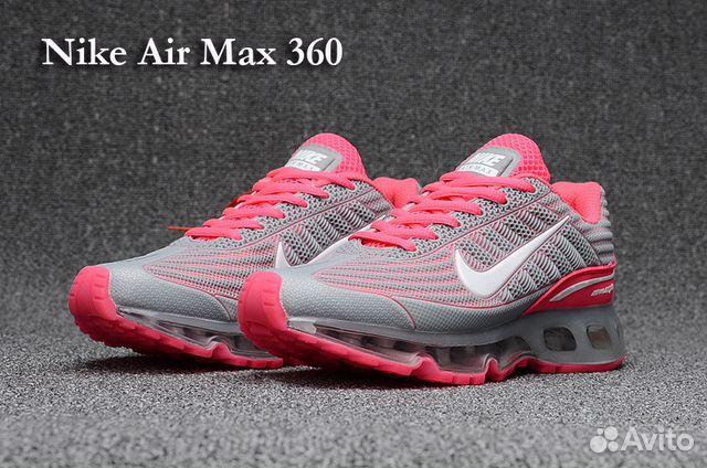 43058d1c Кроссовки Nike Air Max 360 купить в Краснодарском крае на Avito ...