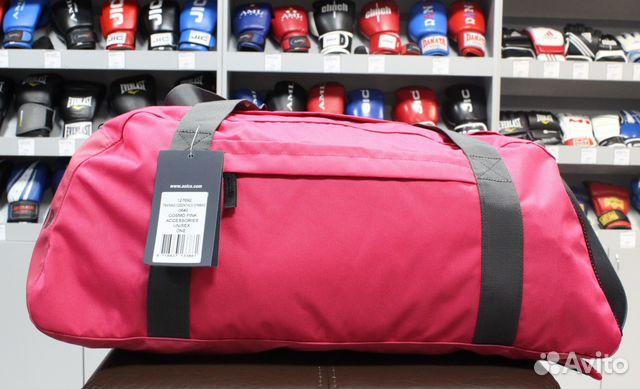7bcc73906c4b Сумка asics Training Essentials Gymbag - розовая купить в Санкт ...