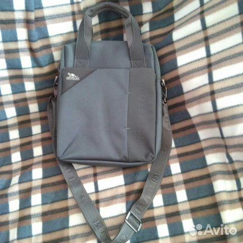 Сумка RivaCase 8170 Dark Grey купить в Ростовской области на Avito ... 464c42ad63
