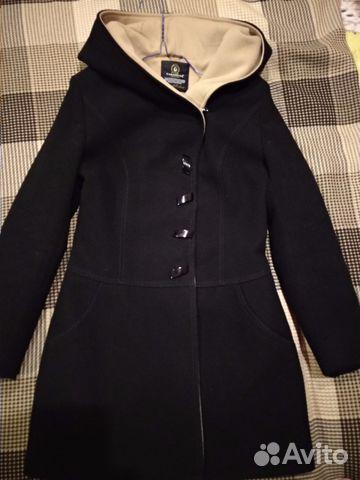 Пальто (на худенькую фигуру)