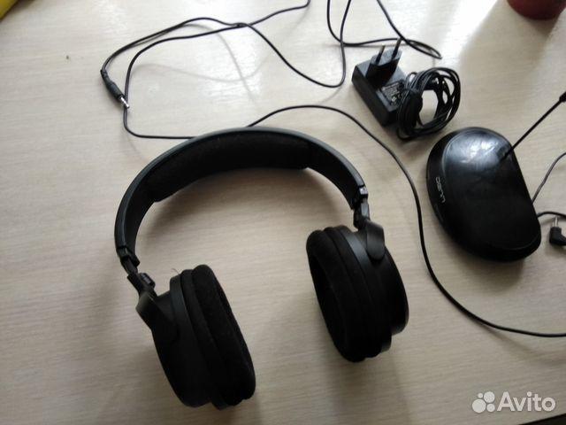 беспроводные наушники Denn Dhc 865 Festimaru мониторинг объявлений