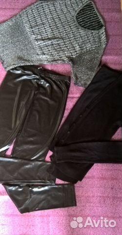 Лосины, кофты, джинсы 89243175919 купить 3