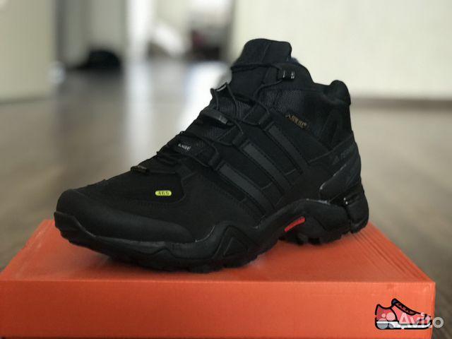 bd92be75 Зимние кроссовки Adidas Terrex High 42 р-р   Festima.Ru - Мониторинг ...