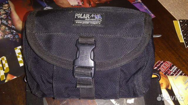 385a8d82feff Поясная сумка polar купить в Москве на Avito — Объявления на сайте Авито