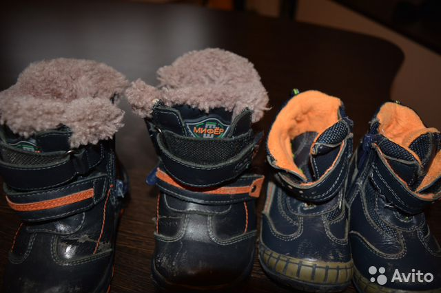 Ботинки 89122224829 купить 4