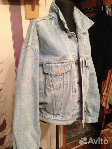 Джинсовые куртки 46-48-52 89119528137 купить 6