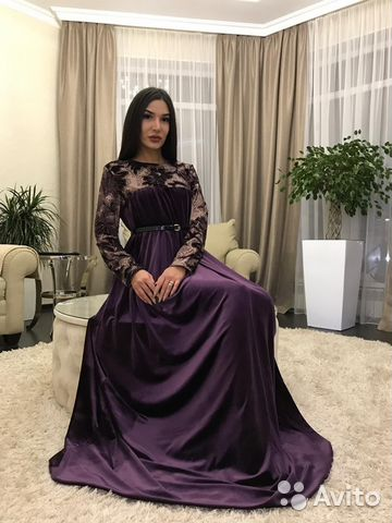 eb63bcde5 Шикарные платья в пол. Мусульманские платья | Festima.Ru ...