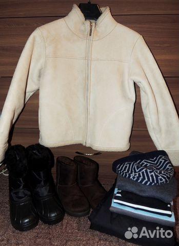 e68f3c699 Пакет одежды и обуви на мальчика 8-10 лет   Festima.Ru - Мониторинг ...
