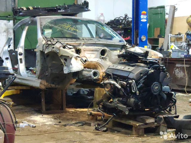 Кузов и кузовные элементы е39 bmw