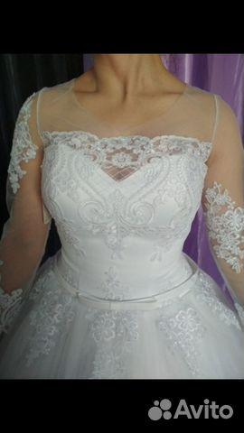 c34dc1610069 Продам шикарное свадебное платье купить в Республике Крым на Avito ...