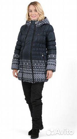 Новый зимний костюм   куртка+штаны для беременных— фотография №1 ea1eb0dc2f1
