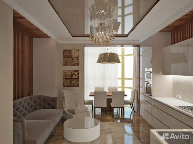 2-к квартира, 78.9 м², 12/16 эт.