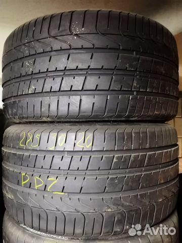 89211101675 Pirelli PZero 285/30/R20 (2шт)