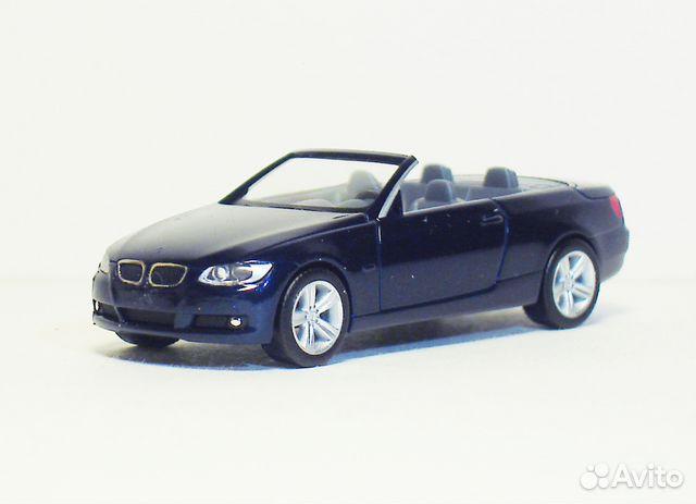 Bmw 3er Cabrio E93 Metallic 187 Herpa купить в санкт петербурге на