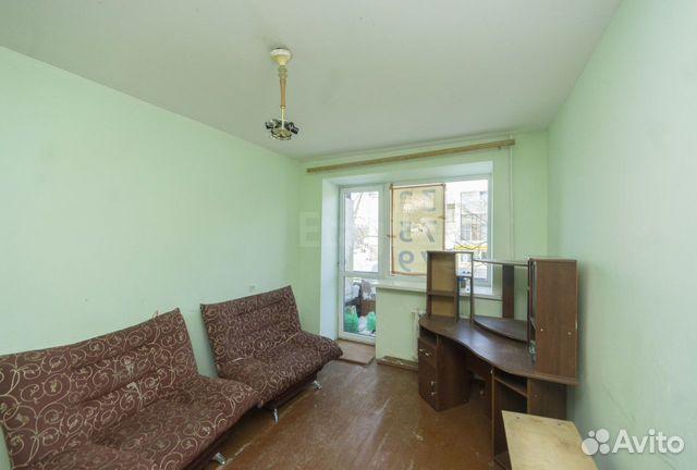 Продается трехкомнатная квартира за 2 400 000 рублей. Республики, 185.
