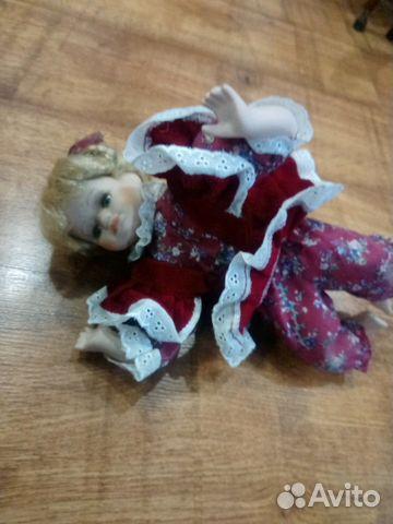 Продам куклы фарфоровые купить 2